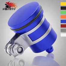 Motorcycle Brake Fluid Reservoir Clutch Tank Oil Fluid Cup For YAMAHA MT 09 MT09 MT-09 MT-07 MT07 MT 07 2004 2005 2006 -2017 for yamaha mt09 mt07 yzf r1 r6 fz1 xjr1300 mt 07 mt 09 universal billet rear brake tank gray motorcycle fluid reservoir oil cup