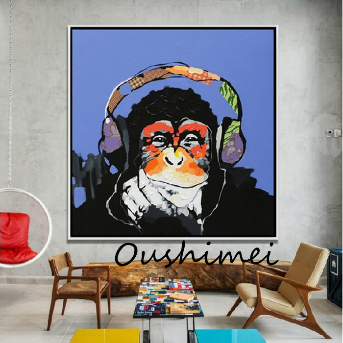 Monkey Wall Decor