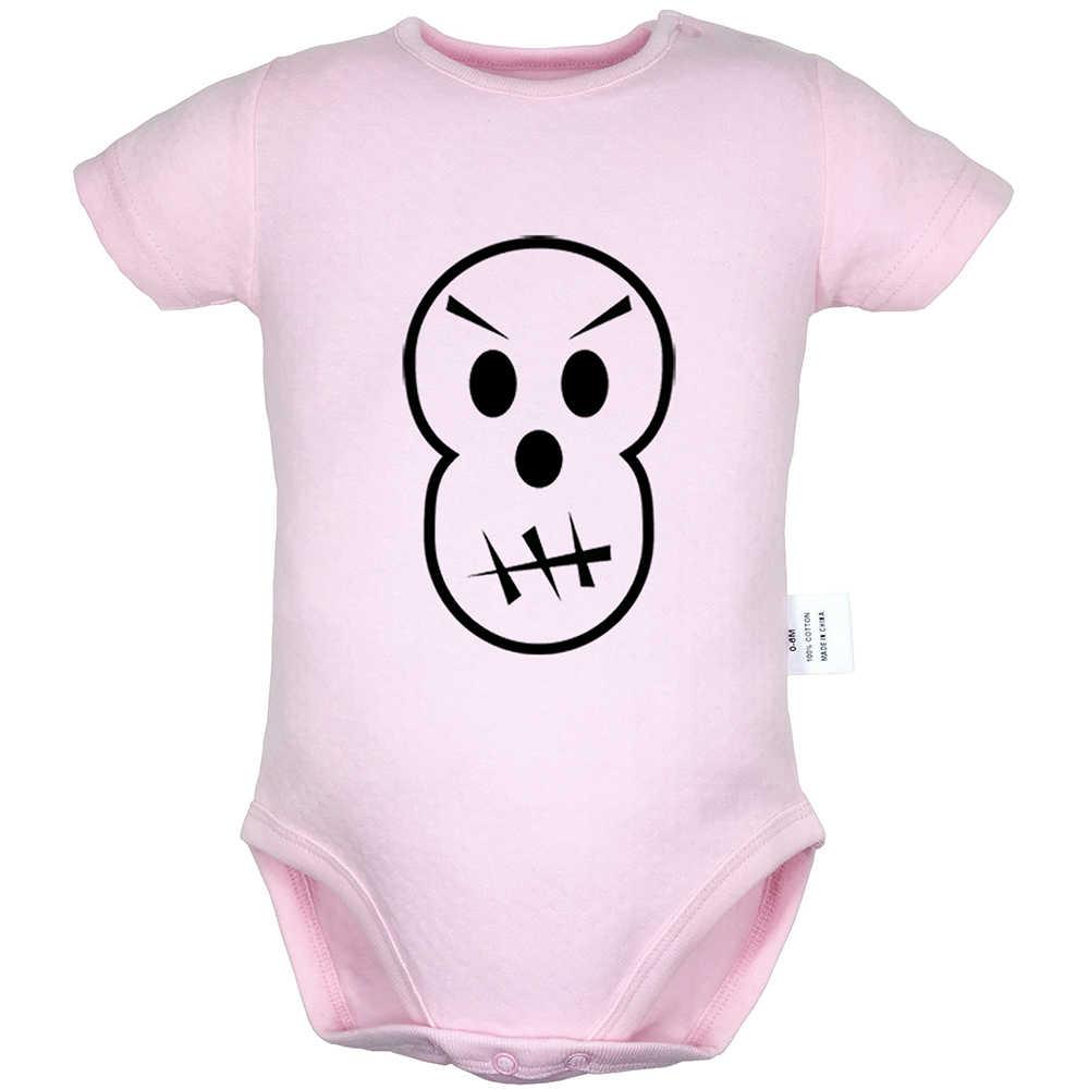 Счастливый Хэллоуин Ведьма черный кот Ведьма шляпа дизайн новорожденных мальчиков и девочек униформа-комбинезон с принтом для младенцев Боди Одежда Хлопок