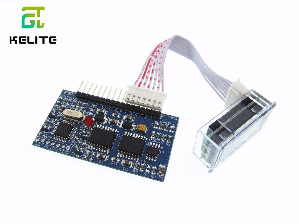 HAILANGNIAO 1Pcs Pure Sine Wave Inverter Driver Board EGS002 EG8010 + IR2110 Driver Module +LCD ...