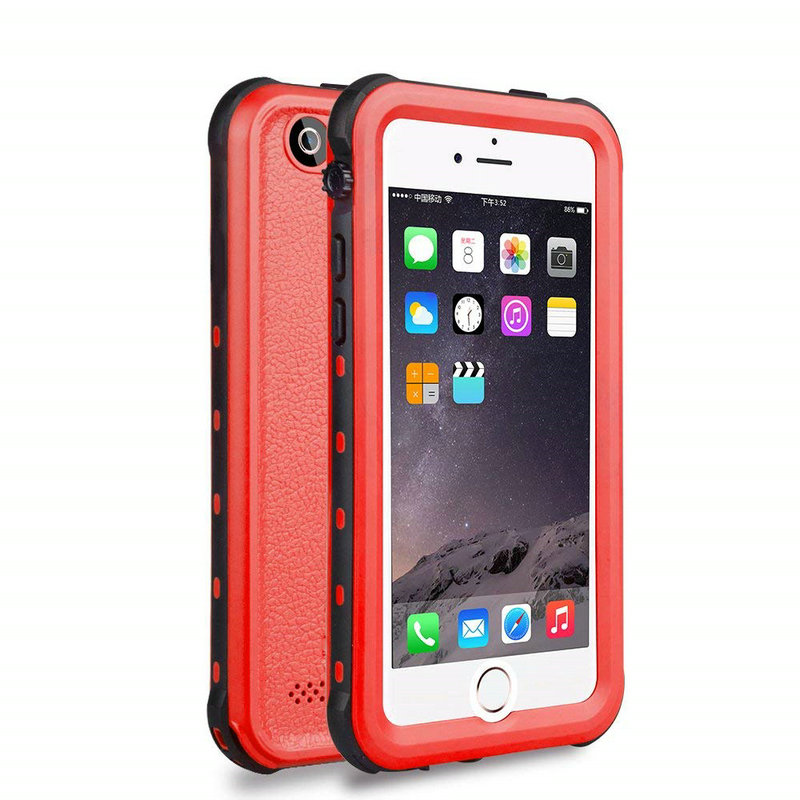 Redpepper Sealed Waterproof Case For iPhone 5 5S SE Shockproof case (13)