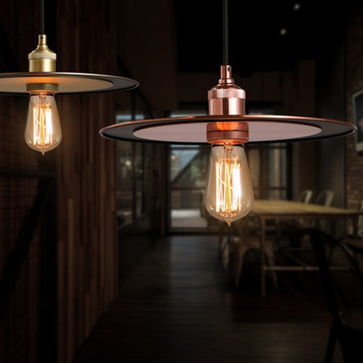 Nordic Loft Style Iron Vintage Pendant Light Fixtures For Dining Room Edison Hanging Lamp Indoor Lighting Lamparas Colgantes loft style iron droplight edison vintage pendant light fixtures for dining room hanging lamp indoor lighting lamparas colgantes