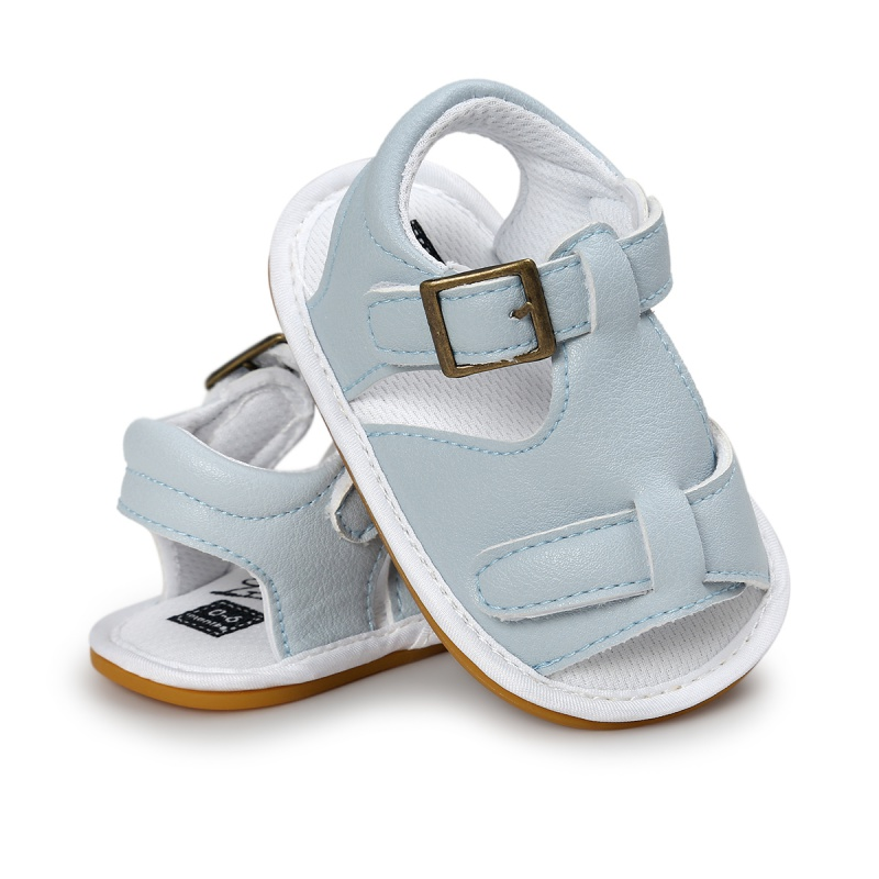 2017 summer kids shoes brand opened toe toddler boys sandals orthopedic pu leather baby boys sandals shoes
