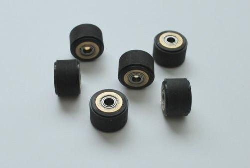 Pinch Roller Roland Mimaki Graphtec CE5000 120 Vinyl Cutter Cutting Plotter 4x11x16mm roland xc 540 pinch roller td16s4 type2 21565102