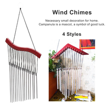 Metal Wind Chimes Outdoor Amazing Deep Resonant Relaxing 15 Tubes Chime Bells Hanging Bed Room Home Decoration