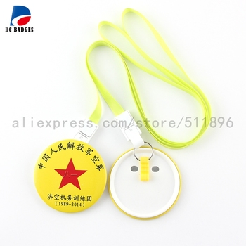 """New Products of 3""""(75mm) 500sets  Pop tie Button badge Material"""