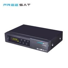 FTA HD Satellite TV Receiver Freesat V7 Combo DVB-S2 DVB-T2 Support Powervu, Cccam 3G Network Sharing via wifi dongle