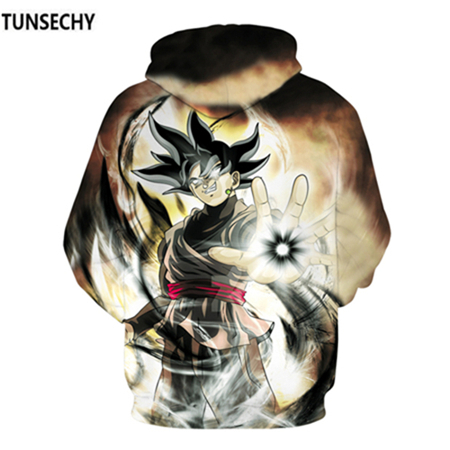 TUNSECHY Brand Dragon Ball 3D Hoodie Sweatshirts Men Women Hoodie Dragon Ball Z Anime Fashion Casual Tracksuits Boy Hooded 33