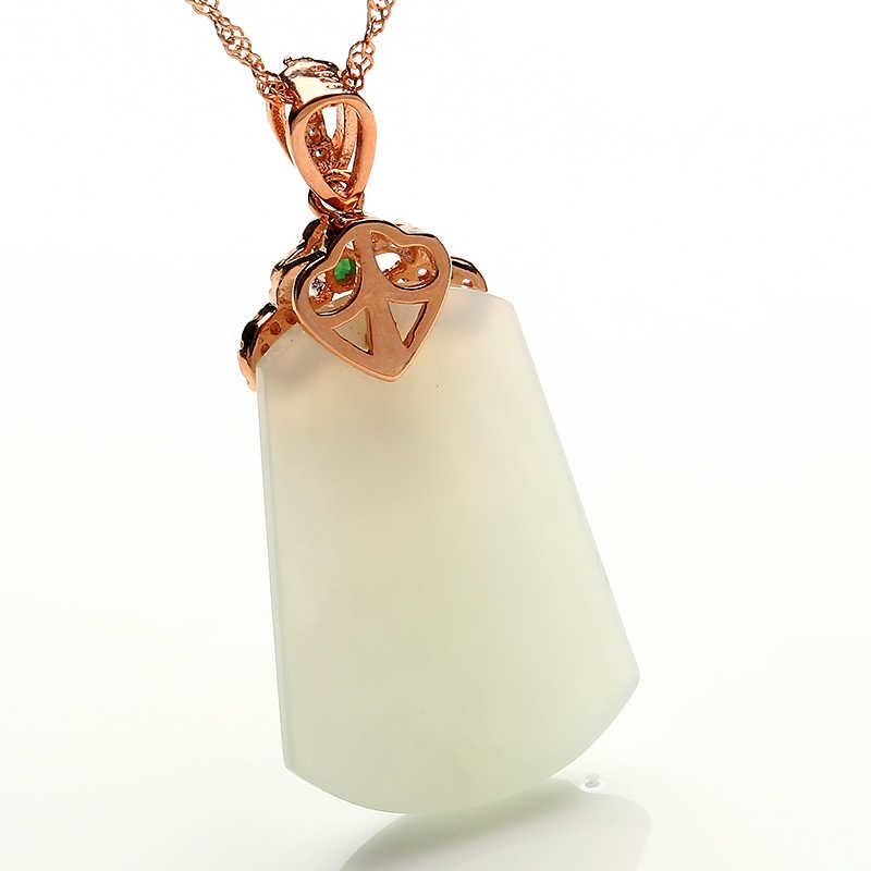 Натуральный зеленый нефритовый белый нефритовая подвеска резные подвески для женщин или мужчин амулет нефритовый нефрит