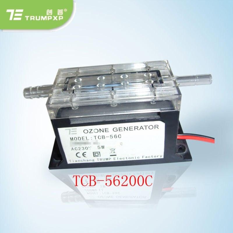 TRUMPXP TCB-56200C spa коронного разряда стерилизации воды озонаторов