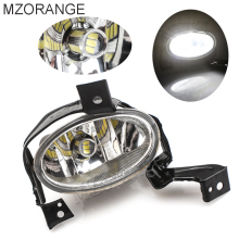 цена на MZORANGE 1/2pcs Front Fog Light Lamp LED for Honda for CRV 2010 2011 Front Bumper Fog Light Driving Lamp Fog Lamp Assembly
