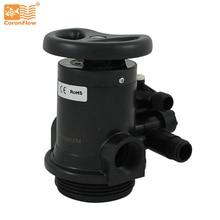 Coronwater ручной регулирующий клапан F64B для умягчителя воды