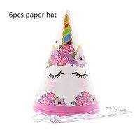 unicorn-paper-hat
