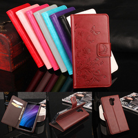 Xiaomi Redmi 4 Wallet Case Luxury Stand Style Flip Case For Xiaomi Redmi 4 Leather Cover