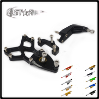 Motorcycle Steering Damper Stabilizer & Bracket For HONDA CBR1000 CBR 1000 2008 2009 2010 2011 2012 2013 2014 08 14