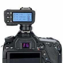 Беспроводной трансмиттер Godox для Nikon, Canon, Sony Fuji Olympus, беспроводной триггер-передатчик с функцией мигания, Godox, с поддержкой TTL, 1/8000s, с функцией ...
