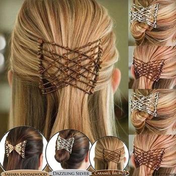 magiczna spinka do włosów