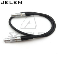 connector 2pin Male to 2 pin Power Adapter Cable For Teradek Bond Wireless transmission power line