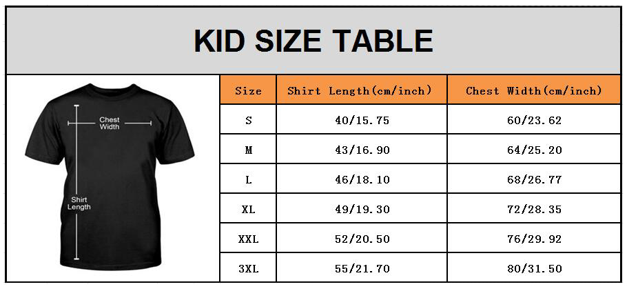 kid t shirts size chart (1)