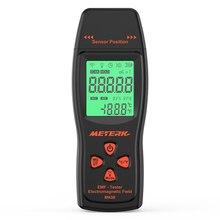 EMF Meter Handheld radiation dosimeter Mini Digital LCD EMF Detector Electromagnetic Field Radiation Tester Dosimeter Tester handheld digital lcd radiation dosimeter mini emf tester electromagnetic field radiation detector dosimeter tester meter counter