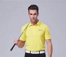 Teetimes Summer Custom Polyster Man Brand Polo Shirts 3D Shirt Mens Golf Polo Golf T- shirts in 4 colors High quality
