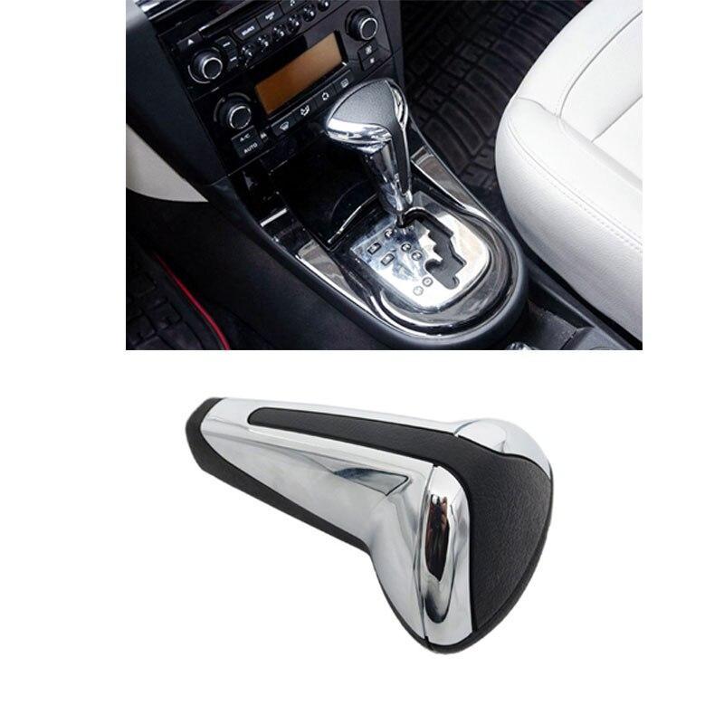 Automatic AT Gear Shift Knob For PEUGEOT 106 206 206CC 207 307 308 408 607 608 CITROEN C3 C4 C5 XSARA Sega Triumph C2 Elysee