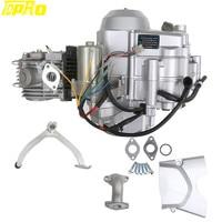TDPRO Motorcycle Buggy 125cc Engine Starter 3 + 1 Semi Auto Electrical Start Motor For 4 stroke ATV Quad Pocket Bike Motorbikes