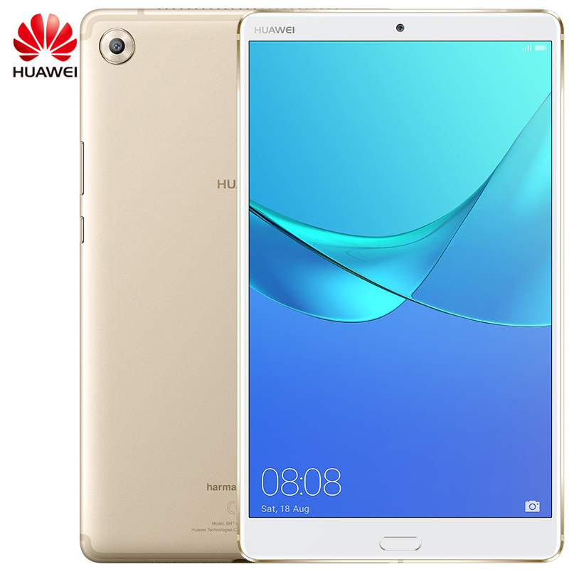 Global Firmware Huawei MediaPad M5 8 4 inch 4GB 64GB Table PC Kirin 960 Octa Core