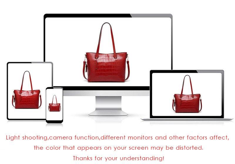 alligator crossbody bag for women shoulder bag female handbag ladies elegant shopping bag_22