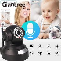 Giantree HD 960P Wireless Baby Monitor WIFI IP Camera Infrared Night Vision CCTV Camera Motion Detection