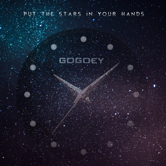 2019 Luxury Brand Gogoey Women Watches Personality romantic starry sky Wrist Watch Rhinestone Design Ladies Clock 1
