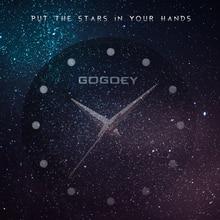 relojes mujer 2018 Luxury Brand Gogoey Women Watches Personality romantic starry sky Wrist Watch Rhinestone Design Ladies Clock