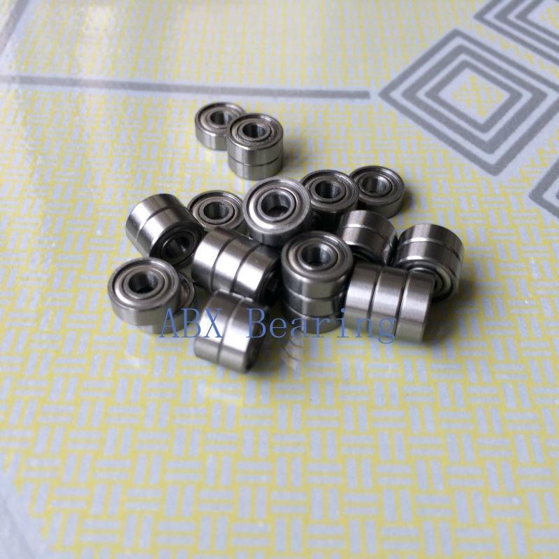 10pcs MR63ZZ MR63-2RS L-630ZZ 673ZZ deep groove ball bearing 3x6x2.5 mm miniature bearing ABEC3 free shipping 50pcs mr104zz l 1040 mr104 deep groove ball bearing 4x10x4 mm miniature bearing abec3