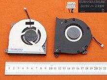 NEW Laptop Cooling Fan For Lenovo IdeaPad-17ISK Y900 Y910 Y920 Right side Original PN: EG85100S1-C020-S9C CPU Cooler Radiator цена 2017