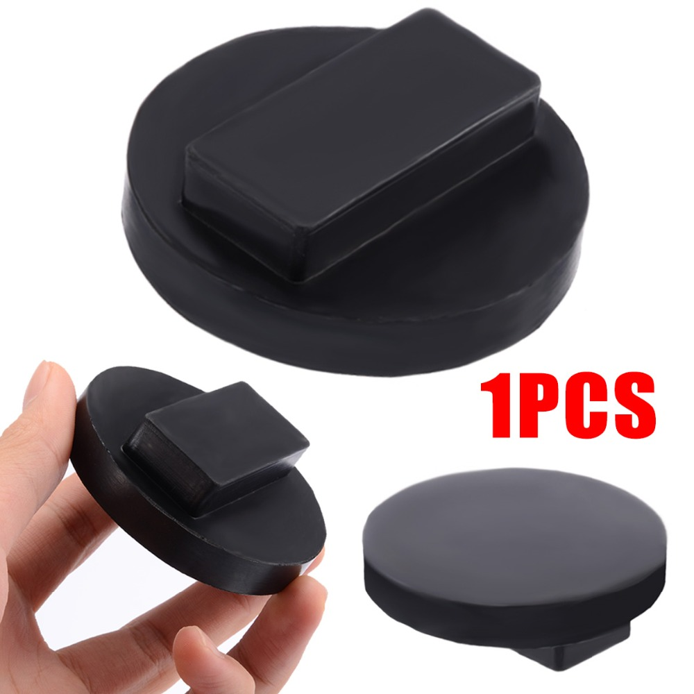 Qiman Black Rubber Jack Pads Tool Mount Pad Adapter For BMW Mini R50//52//53//55