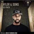 Cayler & Sons F**KIN FUCKIN problems gold letter star Snapback hats men's designer baseball caps BREAK BREAD pray Last Supper