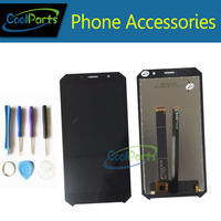 1pc Lot High Quality For Doogee S60 LCD Display Screen Touch Screen Digitizer Assembly Replacement Part