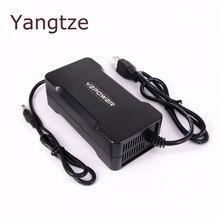 Yangtze 50,4 V 4A литиевая батарея зарядное устройство для 44,4 V 4A электрические велоинструменты для автомобильного зарядного устройства