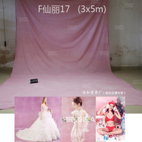 Professional Tye Die Muslin wedding backdrops photography,100% cotton cloth backgrounds for photo studio christmas family F17