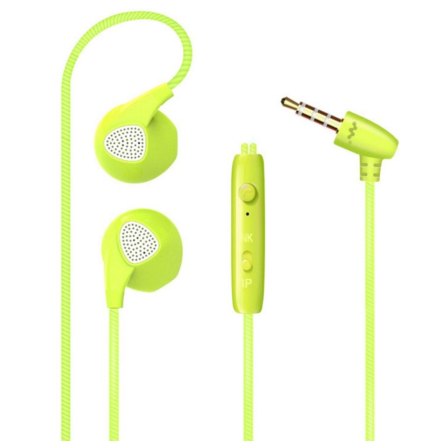 Headphone Running Headset Stereo Earphone With Microphone for Highscreen Power Ice Evo Ice Max Headset fone de ouvido мобильный телефон highscreen ice 2 white