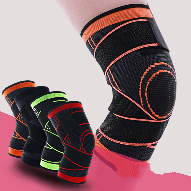 1 Piece Knee Pads for Joint Pain and Arthritis Relief-Effective knee brace Support for Running Workout Walking knee protector