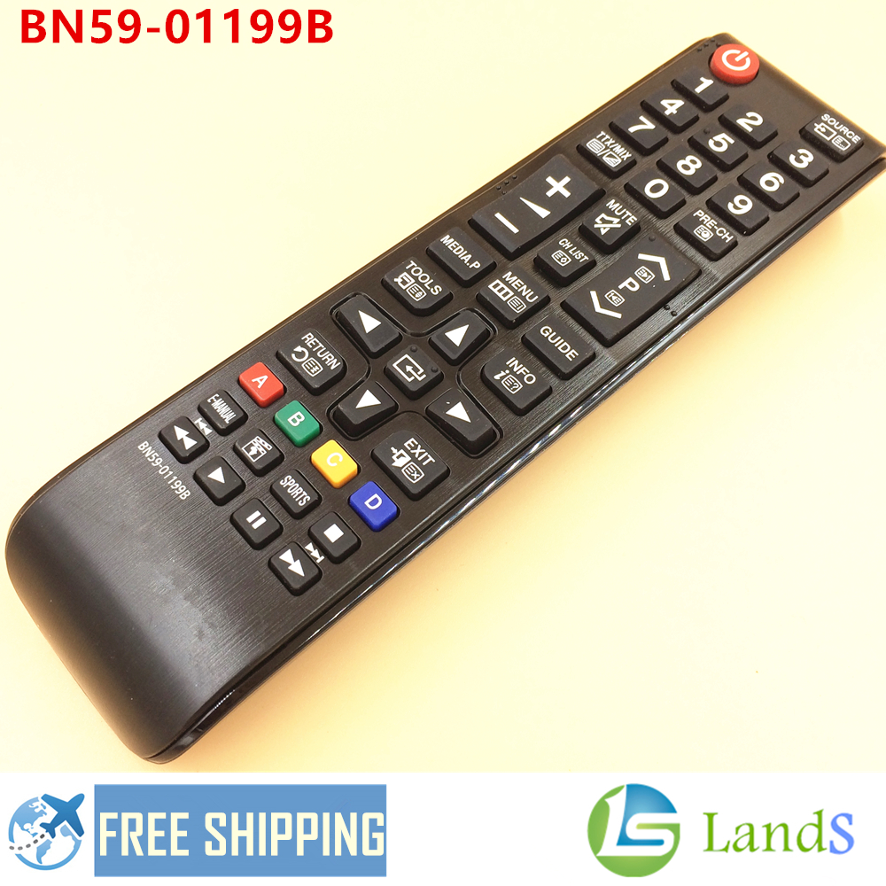 buy remote control bn59 01199b for samsung smart lcd led tv telecomando. Black Bedroom Furniture Sets. Home Design Ideas