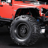 Mud Grappler Extreme Mud Terrain Tire 1.9inch 2.2inch for Axial scx10 90046 90047 Wrangler Traxxas TRX4 bronco ford D90