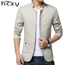 HCXY 2016 mens fashion casual jackets men and coats Autumn coat large size  Slim jacket