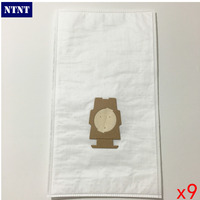NTNT 9Pcs Free Post New For Kirby Universal Bag Suitable For Kirby Universal Hepa Cloth Microfiber