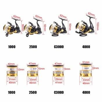 Amazing SHIMANO SAHARA Spinning Reel 1000-C5000XG Fishing Reel HAGANE Gear Fishing Reels 48df1abde761c99b90b086: 5