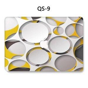 Image 2 - Moda dla Notebook laptopa MacBook nowe etui pokrowiec na laptopa dla MacBook Air Pro Retina 11 12 13 15 13.3 15.4 Cal tablet torby Torba