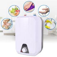 전기 tankless 인스턴트 온수기 시스템 휴대용 샤워 난방 미국 주식