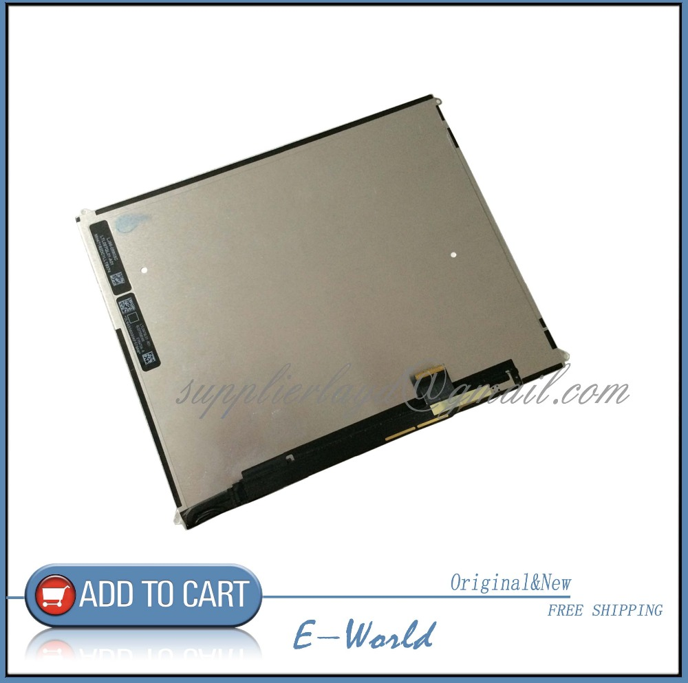 Original 9.7 LCD Display for DNS AirTab PC9701 IPS HD Retina Screen 2048x1536 LCD Screen Panel Replacement original 15 a1398 lcd screen display 2012 2013 2014 for macbook pro retina 15 4 a1398 lcd panel lp154wt1 sjav replacement