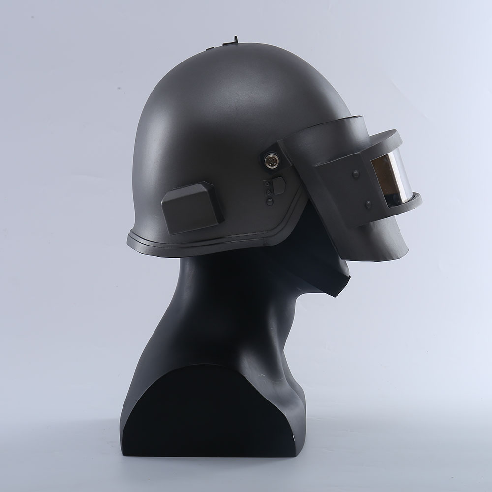 Us 3549 35 Off1pcs Game Playerunknown Battlegrounds Pubg Level 3 Helmet Cosplay Props Mask Halloween Use On Sale In Boys Costume Accessories